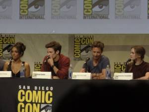 comic con san diego - Comic Con 2015 : Une journée au Hall H hall h flash