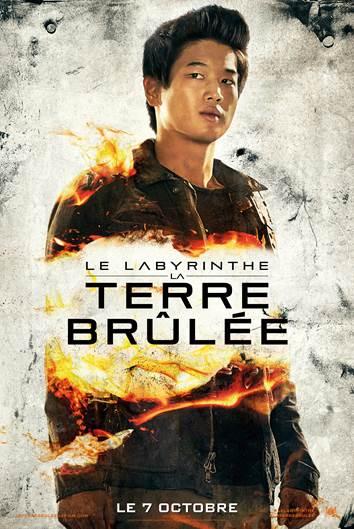 le labyrinthe - LE LABYRINTHE 2 - LA TERRE BRULEE : seconde bande-annonce image006