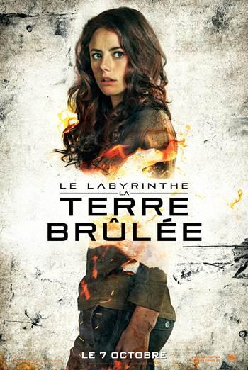 le labyrinthe - LE LABYRINTHE 2 - LA TERRE BRULEE : seconde bande-annonce image008