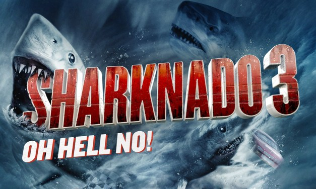 SHARKNADO 3 : jump the shark, really