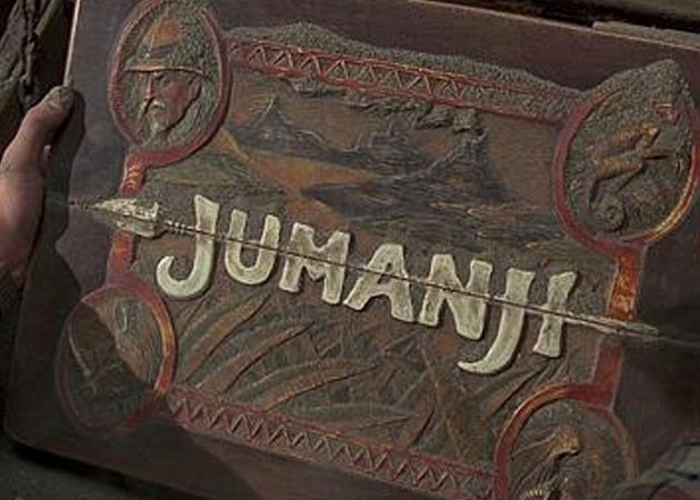 uncharted - SONY relance JUMANJI, BAD BOYS, RESIDENT EVIL et proposera UNCHARTED jumanji1