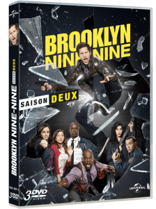 DVD Brooklyn Nine Nine S2