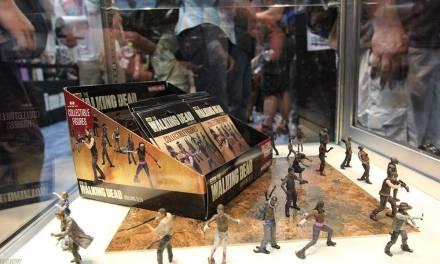CONCOURS TERMINE : Gagnez une mini-figurine surprise de THE WALKING DEAD