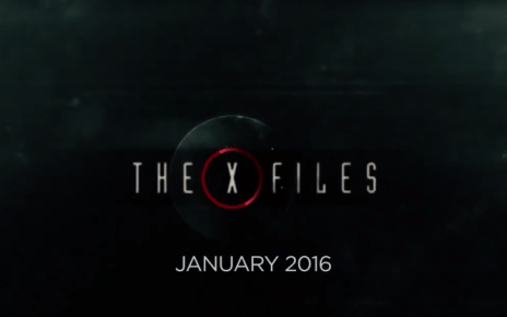 x-files - Nouvelle bande-annonce pour X-Files version 2016 ! logo2016