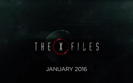 x-files - Nouvelle bande-annonce pour X-Files version 2016 !