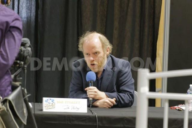 Dan Starkey, alias Strax dans Doctor Who
