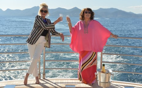 abfab - ABSOLUTELY FABULOUS : le film en tournage ABSOLUTELY FABULOUS The Movie