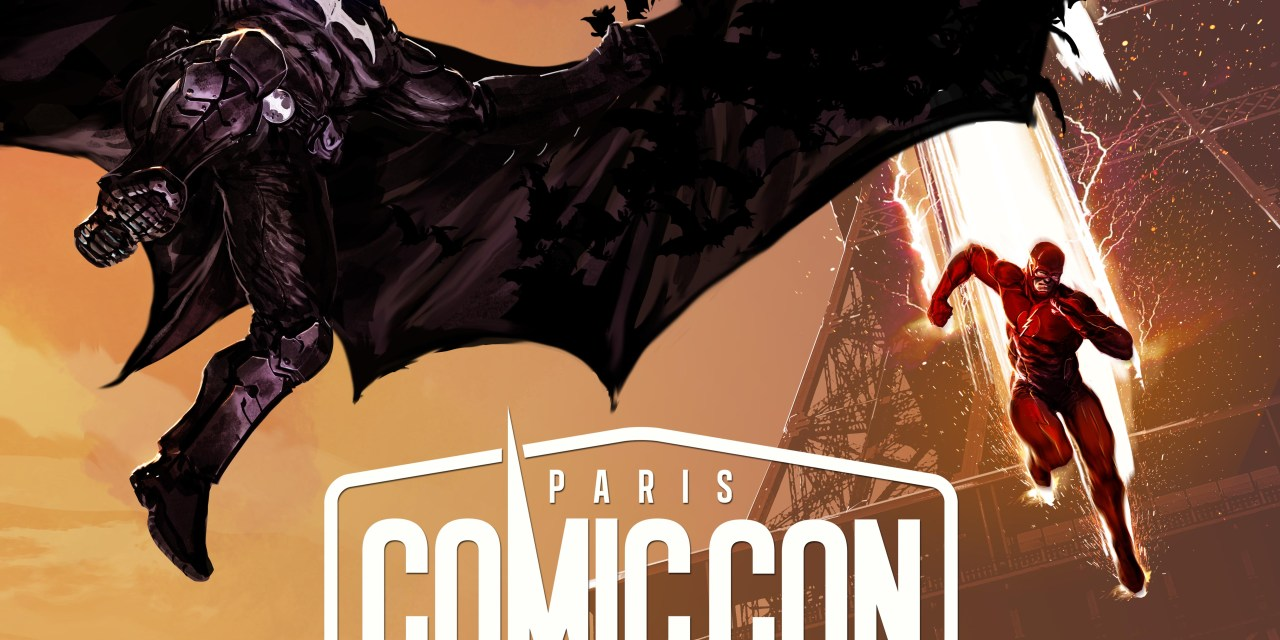 COMIC CON PARIS du 23 au 25 octobre