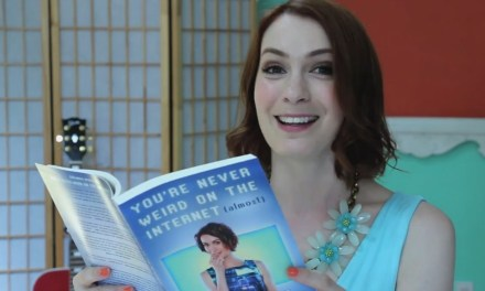 You're Never Weird on the Internet (Almost) – Felicia Day