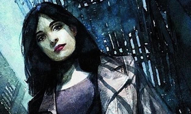 Jessica Jones : she's breaking bad