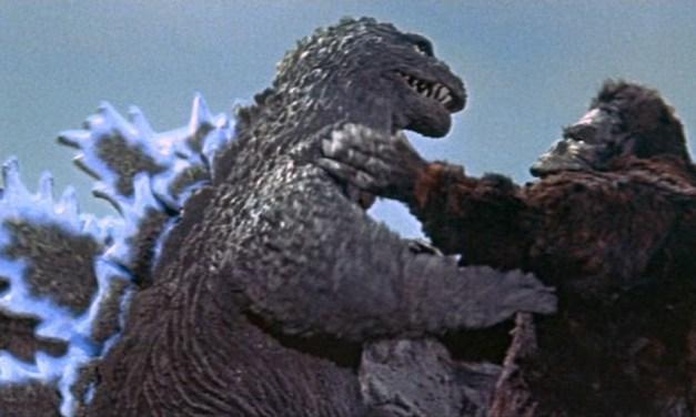 Les franchises Kong / Godzilla prennent du poids