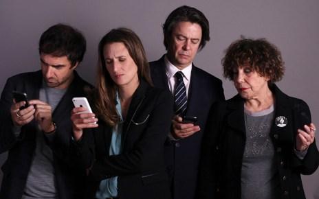 Dix pour cent - Prix ACS : les nominations pour les meilleures séries françaises dix pour cent une nouvelle serie 100 show ok isaM263019