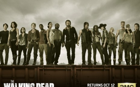 1er avril - [Poisson d'Avril] The Walking Dead : la saison 8 repoussée ob 1887fa the walking dead 5 temporada poster sd