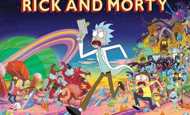 La saison 2 de RICK et MORTY, c'est gé*burp*nial