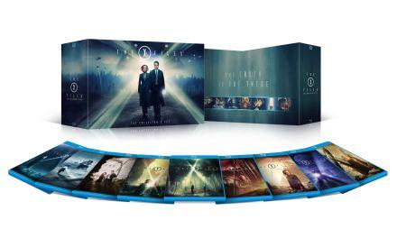 X-Files enfin en blu-ray pour Noël