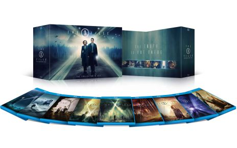 x-files - X-Files enfin en blu-ray pour Noël x files blu ray