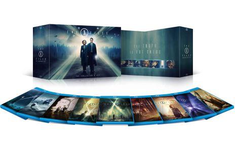 x-files - X-Files enfin en blu-ray pour Noël