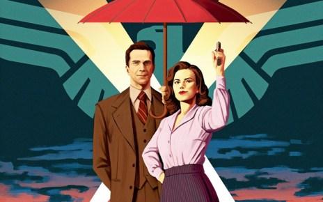ABC - Le trailer de la saison 2 d'Agent Carter se dévoile ! Agent Carter Season 2 Poster