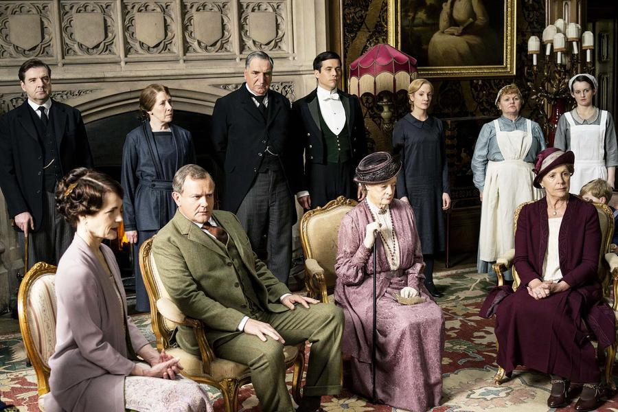itv - Les adieux à Downton Abbey