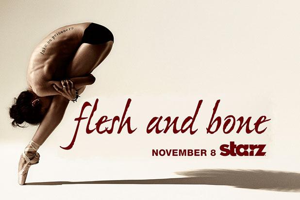 danse - FLESH AND BONE : la dure douceur de l'être Flesh and Bone main 618