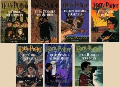 harry potter - Anniversaire : Harry Potter est arrivé il y a 20 ans ! Saga Harry Potter Livres