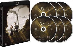 x-files - Détails et visuels des coffrets blu-ray X-Files à travers le monde XF Bluray jap s3