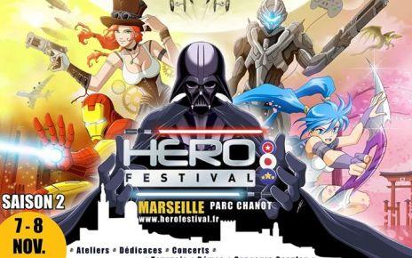 convention - Visite de la 2e édition du HeroFestival hero festival 2015