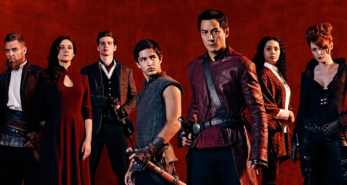 Into the badlands - Into the Badlands - Episodes 1 & 2 into the badlands season 1 cast