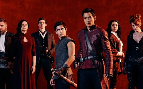 amc - Into the Badlands - Episodes 1 & 2 into the badlands season 1 cast
