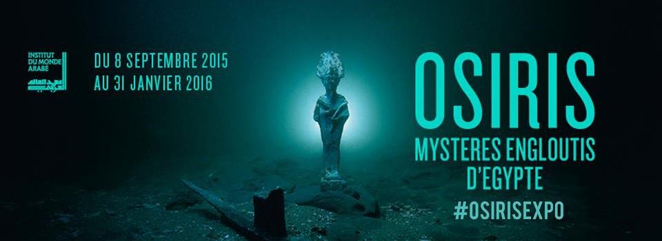 Immergez dans les mystères d'Osiris