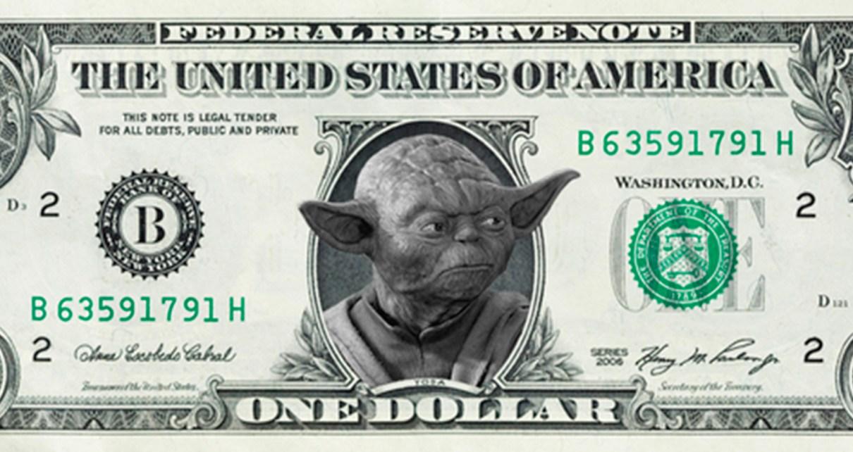 semaine star wars - Semaine Star Wars : l'Empire du billet vert contre-attaque