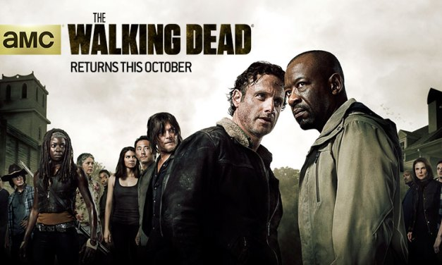 The Walking Dead, à mi-parcours