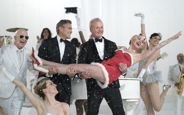 A Very Murray Christmas sur Netflix