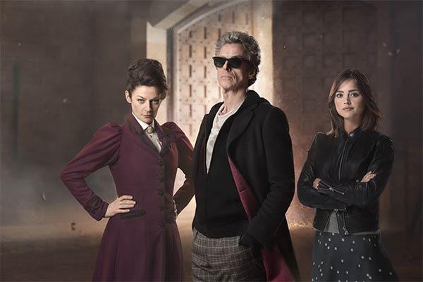 steven moffat - Doctor Who : humain, trop humain