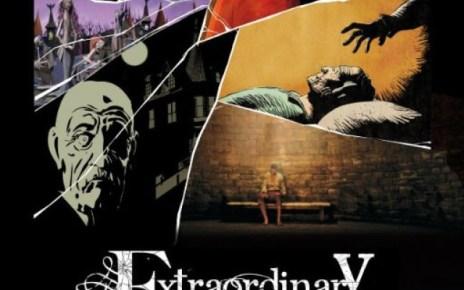 extraordinary tales - DVD : Extraordinary Tales