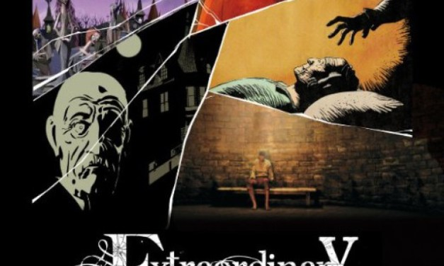 DVD : Extraordinary Tales