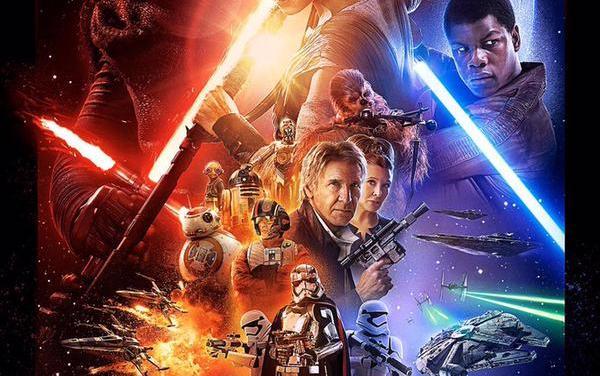 Star Wars : Le Réveil de la Force – L'espoir a fait vivre