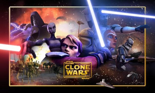 Semaine Star Wars: The Clone Wars