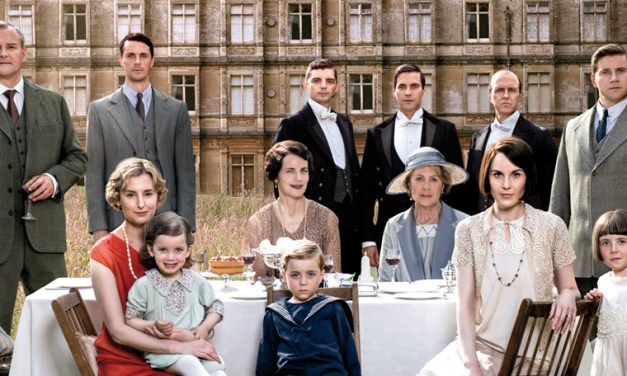 Un dernier Noël à Downton Abbey