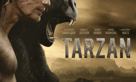 TARZAN : bande-annonce et affiche