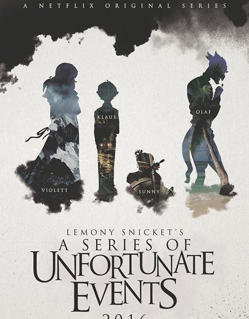 Les Orphelins Baudelaire : bande-annonce pour la série Netflix