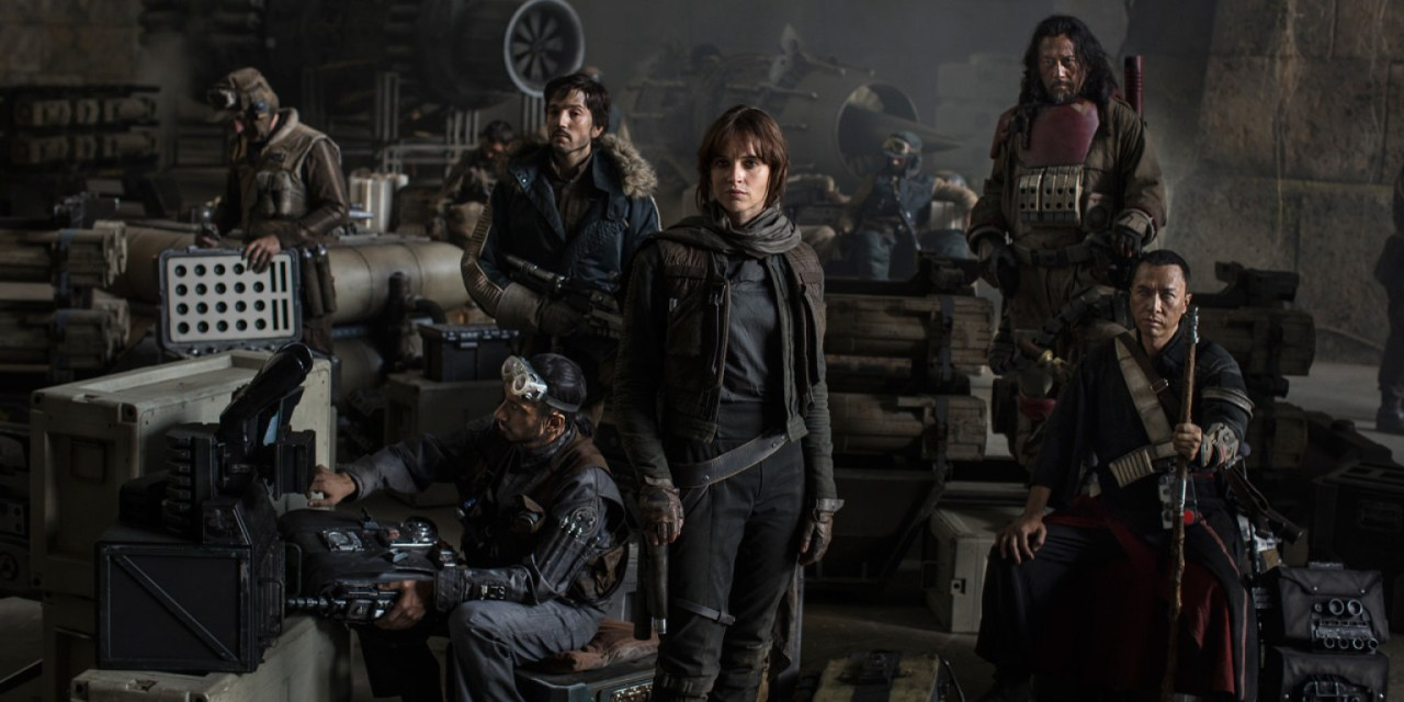Star Wars Rogue One : nouvelle bande-annonce
