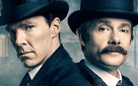 sherlock - Sherlock : The Abominable Bride : Catharsis