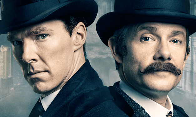 Sherlock : The Abominable Bride : Catharsis