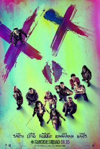 Suicide Squad poster 1