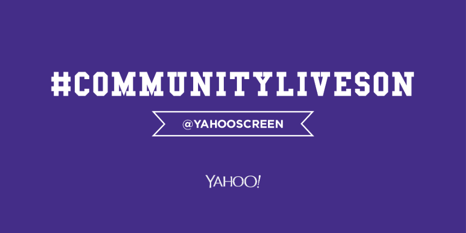 Community - Yahoo Screen, c'est terminé community yahoo screen