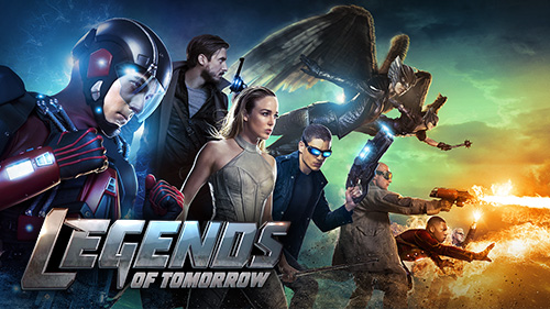 Legends of Tomorrow : série fun d'aujourd'hui