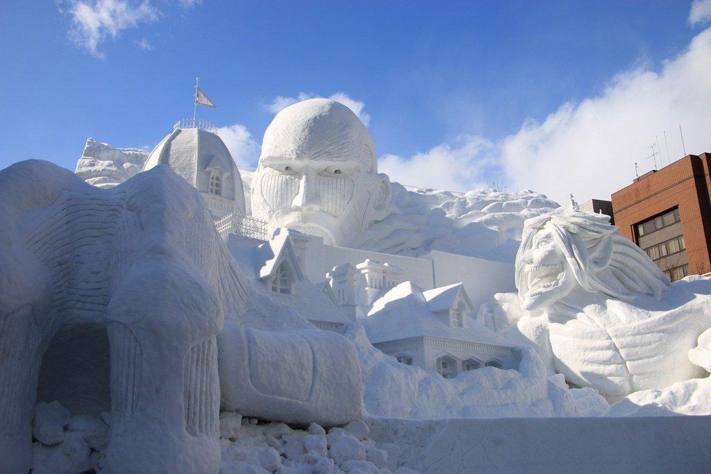 TITAN neige