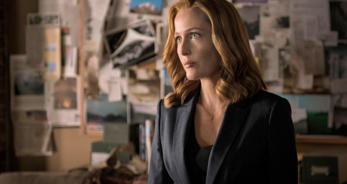 x-files - Gillian Anderson en a fini avec X-Files XF mystruggle2