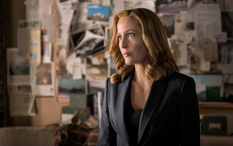 x-files - Gillian Anderson en a fini avec X-Files